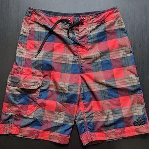 Nike 6.0 Plaid Shorts